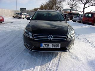 Volkswagen Passat 2,0 TDI kombi