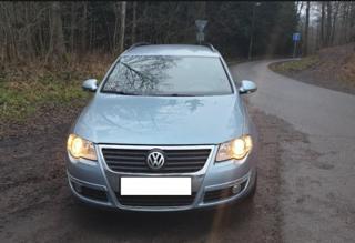 Volkswagen Passat B6 kombi