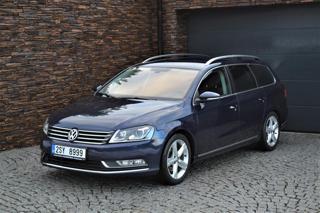 Volkswagen Passat 2.0TDi DSG, Servisní kniha kombi