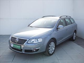 Volkswagen Passat 1,4 TSi DSG CNG Tempomat Aut. Klima kombi CNG + benzin