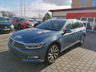 Volkswagen Passat 110kW NAVI FULL LED VIRTUAL kombi nafta