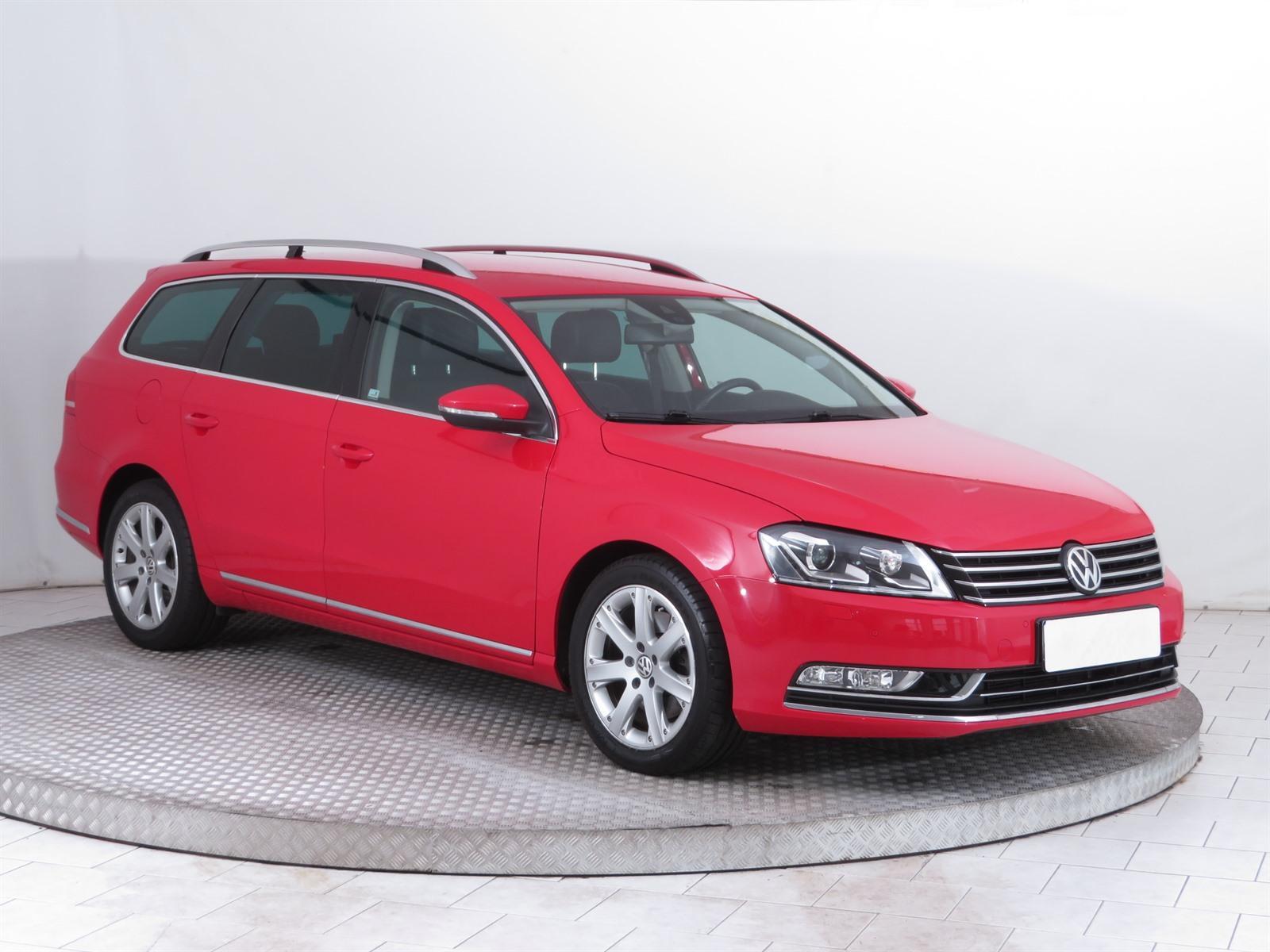 Volkswagen Passat 2.0 TDI 125kW kombi nafta