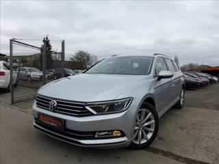 Volkswagen Passat 2,0 TDi  PLNÁ SER. HISTORIE VW kombi nafta