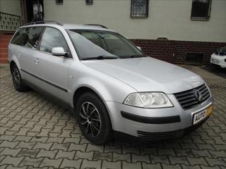 Volkswagen Passat 2,0 i  DIGI.KLIMA kombi benzin