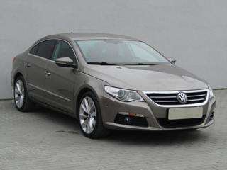 Volkswagen Passat CC 2.0TFSi, Serv.kniha kupé benzin