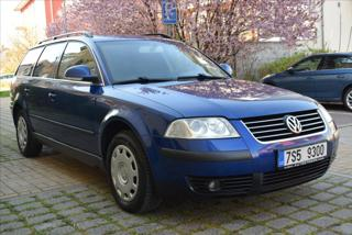 Volkswagen Passat 1,9   TDI Klima Tempomat kombi nafta
