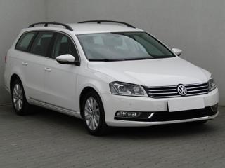 Volkswagen Passat 2.0TDi, 1.maj, Serv.kniha, ČR kombi nafta
