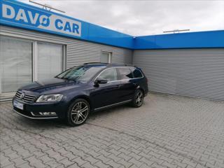 Volkswagen Passat 1,4 CNG 110kW CZ Xenon kombi CNG + benzin