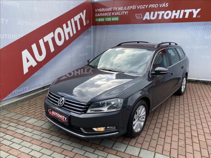 Volkswagen Passat 2,0 TDi 4Motion, 1. Maj, ČR kombi nafta
