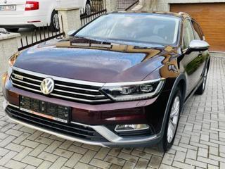 Volkswagen Passat 2.0 TDi 4x4 Alltrack kombi nafta