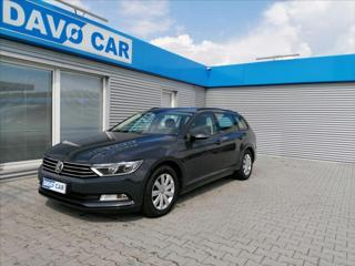 Volkswagen Passat 2,0 TDI Navi 1.Maj DPH Serv.kn kombi nafta