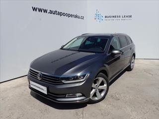 Volkswagen Passat 2,0 TDI Variant High LED+NAVI kombi nafta