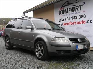 Volkswagen Passat 1,9   TDI 96kw, 6 rychlostí kombi nafta