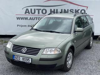 Volkswagen Passat 1.9 TDi 74 KW XENON kombi