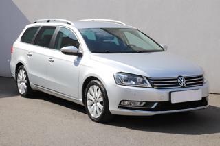 Volkswagen Passat 1.6 TDi, Serv.kniha, ČR kombi nafta