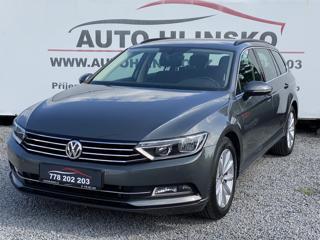 Volkswagen Passat 2.0TDI 110KW NAVI BLUEMOTION kombi