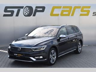 Volkswagen Passat 2.0 TDi Alltrack kombi nafta