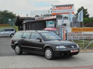 Volkswagen Passat 1.9 TDi 4x4 kombi nafta