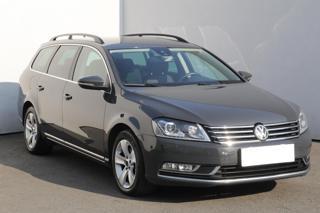 Volkswagen Passat 2.0 TDi, 1.maj, Serv.kniha kombi nafta