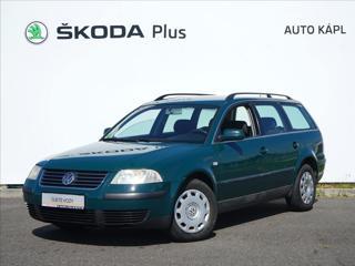 Volkswagen Passat 1,6 MPI 75kW  Variant kombi benzin