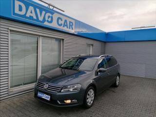 Volkswagen Passat 1,6 TDI Navi klima 1.Maj DPH kombi nafta