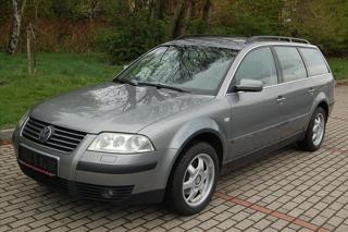 Volkswagen Passat 1.9 TDi -  96 KW kombi nafta
