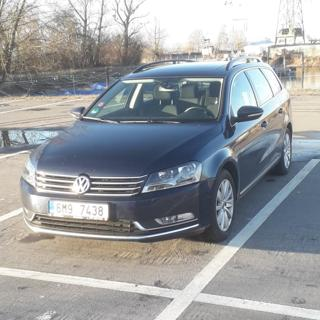 Volkswagen Passat B7 2011 2,0 TDI, 103 KW kombi