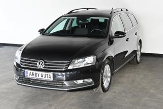 Volkswagen Passat 2.0 TDI 103 kW TAŽNÉ Záruka až 4 ro kombi