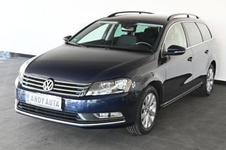 Volkswagen Passat 2.0 TDi NAVI ZÁRUKA kombi