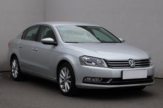 Volkswagen Passat 2.0TDi, ČR sedan nafta