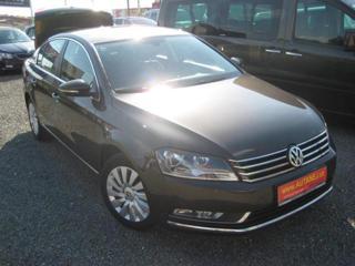 Volkswagen Passat 2.0 TDi 103 Kw DSG TOP ČR !!! sedan nafta