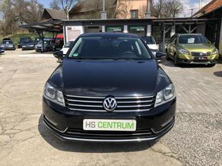 Volkswagen Passat 2.0 TDi 103kW serviska sedan
