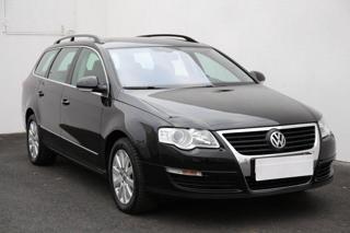 Volkswagen Passat BKP, ČR sedan nafta