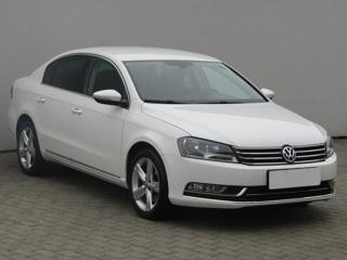 Volkswagen Passat 2.0 TDI, Serv.kniha sedan nafta