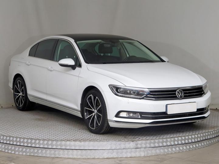 Volkswagen Passat 2.0 TDI 110kW sedan nafta
