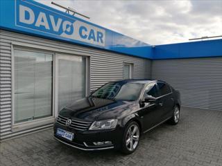 Volkswagen Passat 3,6 R36 220kW 4Motion DSG Navi sedan benzin