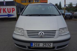 Volkswagen Sharan 1.9 TDI Tiptronic 7.SEDADEL !!! kombi