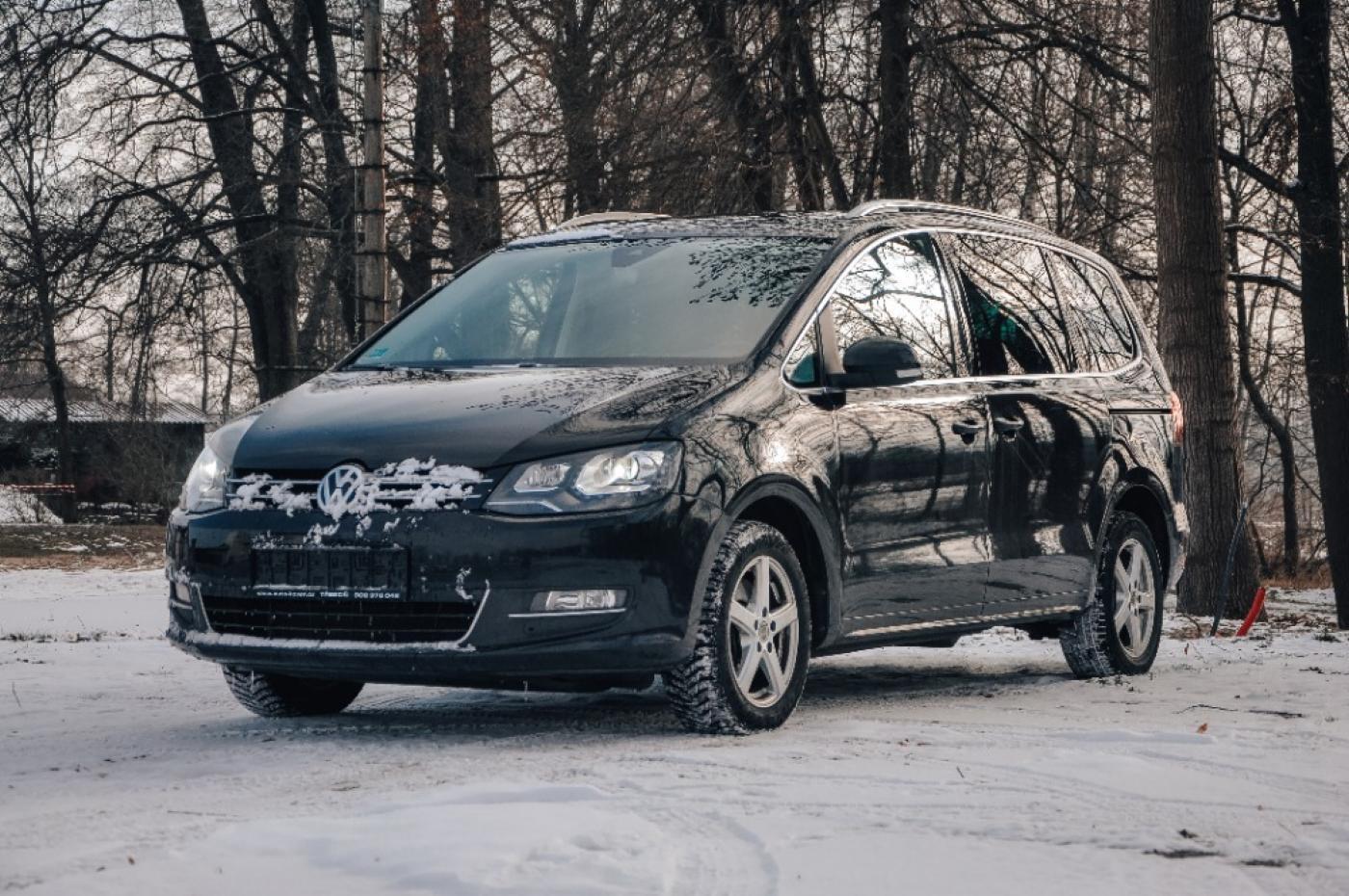 Volkswagen Sharan 2,0 TDI Highline DSG MPV