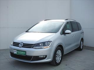 Volkswagen Sharan 2,0 TDi DSG,7míst,serviska,TOP MPV nafta