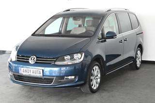Volkswagen Sharan 2.0 TDI 7 Míst Highline Záruka až 4 MPV