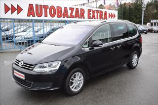Volkswagen Sharan 2,0 TDi, 7-míst, DSG, DPH, MPV nafta