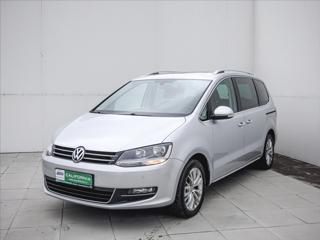 Volkswagen Sharan 2,0 TDi 7.míst,Panorama,Navi,Kůže MPV nafta