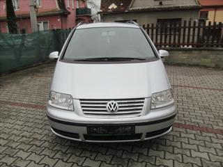 Volkswagen Sharan 1,9 TOP STAV  TDI 4x4 MPV nafta