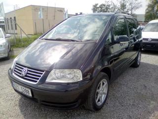 Volkswagen Sharan 2.0i 85kW LPG Digi Klima MPV