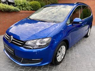Volkswagen Sharan 2,0 TDI DSG COMFORTLINE,PANORAMA,NEZÁVISLÉ MPV nafta