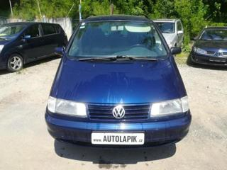 Volkswagen Sharan 1.9 TDi MPV nafta