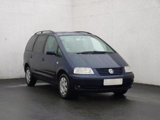 Volkswagen Sharan 1.9 TDi, Serv.kniha, ČR MPV nafta