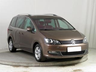 Volkswagen Sharan 2.0 TDI BMT 125kW MPV nafta