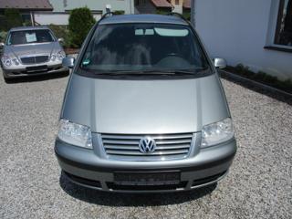 Volkswagen Sharan 1.9 TDi 7 sedaček MPV