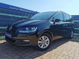 Volkswagen Sharan 2.0 TDI Comfortline 4Motion MPV nafta